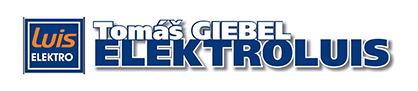 Elektroluis - Tomáš Giebel - logo